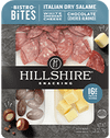 Italian Dry Salame with White Cheddar Cheese